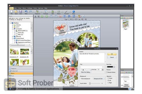 Picture Collage Maker Pro 2021 Latest Version Download-Softprober.com
