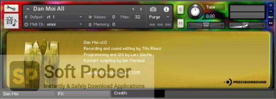 Precision Sound Dan Moi Vietnamese Jaw Harps Direct Link Download-Softprober.com
