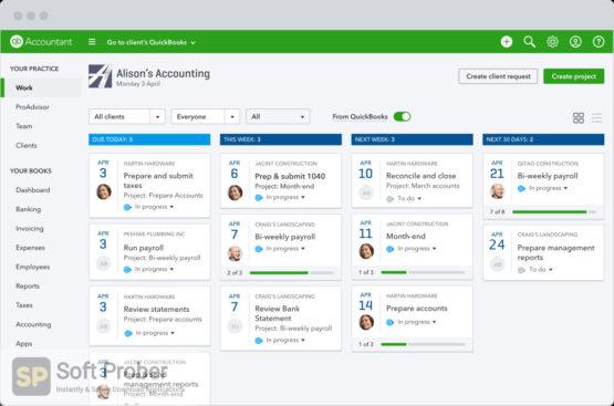 QuickBooks Enterprise Accountant 2021 Direct Link Download-Softprober.com