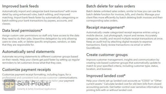 QuickBooks Enterprise Accountant 2021 Latest Version Download-Softprober.com