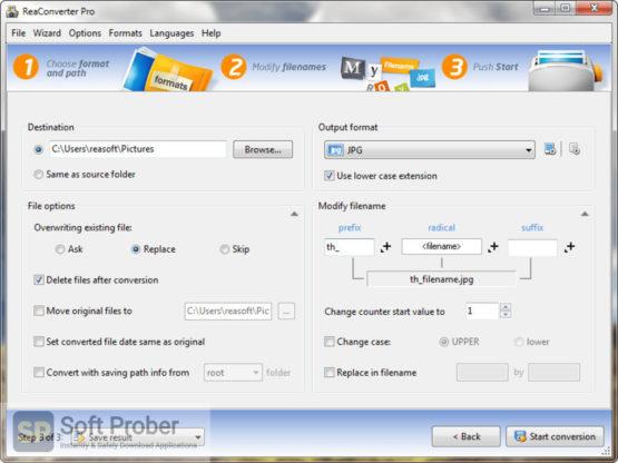 ReaConverter Pro 2021 Offline Installer Download-Softprober.com