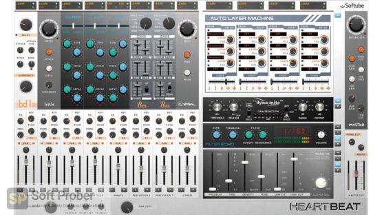Softube Heartbeat 2020 Latest Version Download-Softprober.com