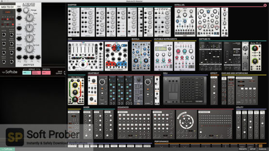 Softube Modular 2020 Direct Link Download-Softprober.com