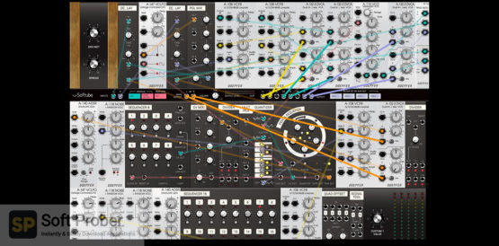 Softube Modular 2020 Latest Version Download-Softprober.com