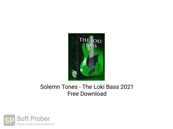 Solemn Tones The Loki Bass 2021 Free Download-Softprober.com
