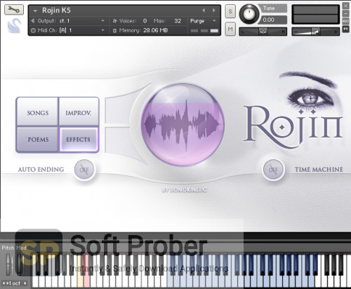 Sonokinetic Rojin 1.2: Kurdish Female Vocals Direct Link Download-Softprober.com
