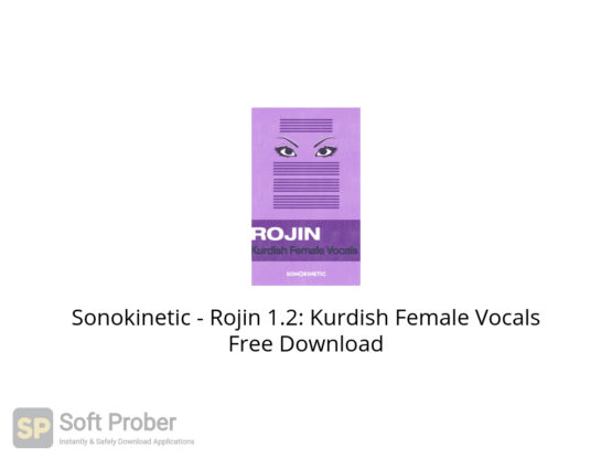 Sonokinetic Rojin 1.2: Kurdish Female Vocals Free Download-Softprober.com