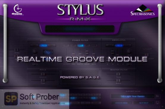 Spectrasonics Stylus RMX 2021 Direct Link Download-Softprober.com