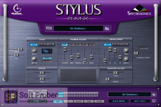 Spectrasonics Stylus RMX 2021 Latest Version Download-Softprober.com