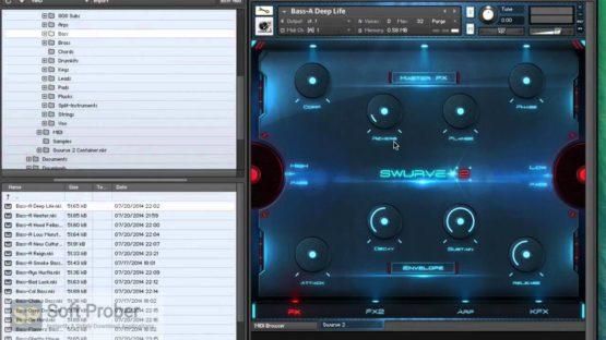 StudioLinked VST Swurve 2 Offline Installer Download-Softprober.com