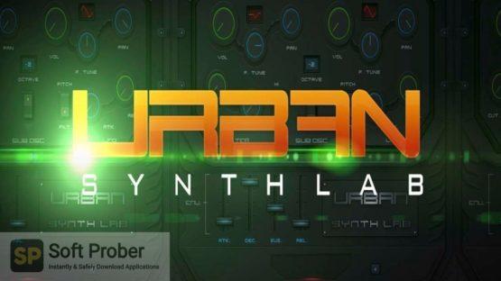 StudioLinked VST Urban Redline Synthesizer v1.0 Direct Link Download-Softprober.com