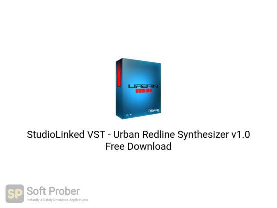 StudioLinked VST Urban Redline Synthesizer v1.0 Free Download-Softprober.com