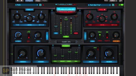 StudioLinked VST Urban Redline Synthesizer v1.0 Offline Installer Download-Softprober.com