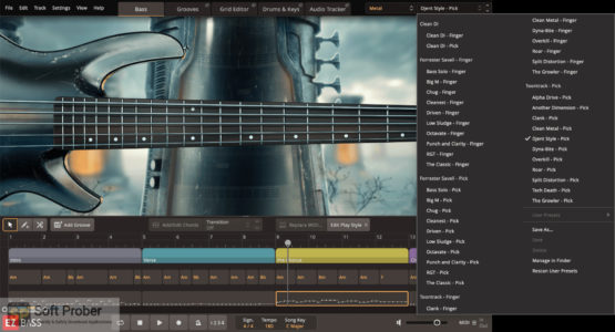 Toontrack Metal EBX 2021 Direct Link Download-Softprober.com