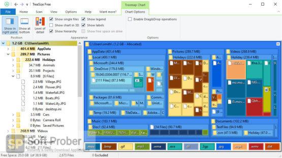 TreeSize Professional 2021 Latest Version Download-Softprober.com