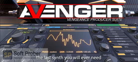 Vengeance Avenger Expansion Pack: Future House 2021 Offline Installer Download-Softprober.com