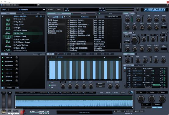 Vengeance Sound Avenger Expansion Pack: Dubstep 1 Latest Version Download-Softprober.com