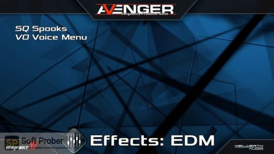 Vengeance Sound Avenger Expansion Pack: Effects EDM Direct Link Download-Softprober.com