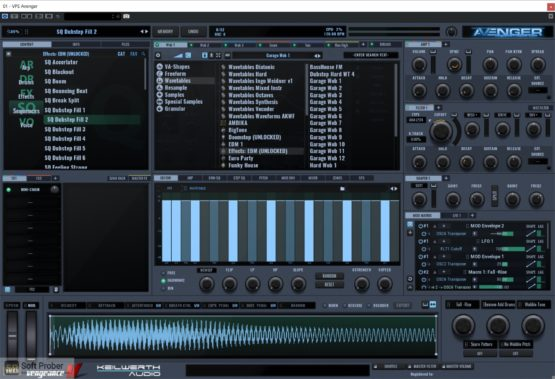 Vengeance Sound Avenger Expansion Pack: Effects EDM Latest Version Download-Softprober.com