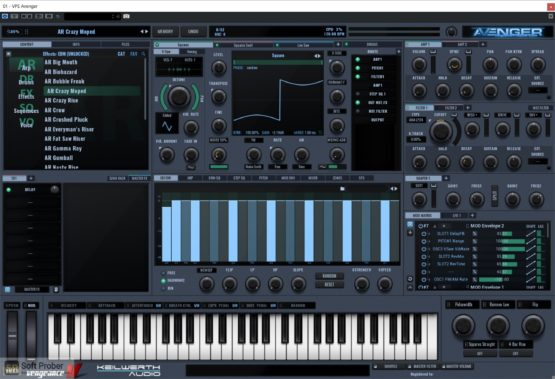 Vengeance Sound Avenger Expansion Pack: Effects EDM Offline Installer Download-Softprober.com
