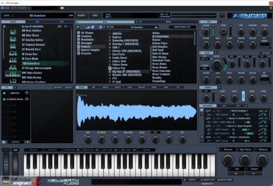 Vengeance Sound Avenger Expansion Pack: Hip Hop 2021 Offline Installer Download-Softprober.com