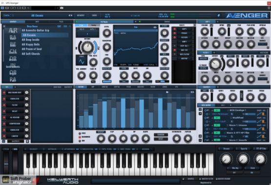 Vengeance Sound Melodic EDM 2021 Offline Installer Download-Softprober.com