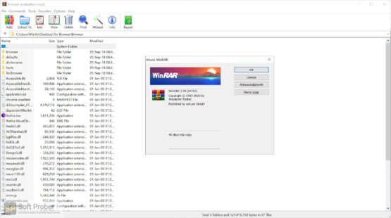 WinRAR 2021 Direct Link Download-Softprober.com