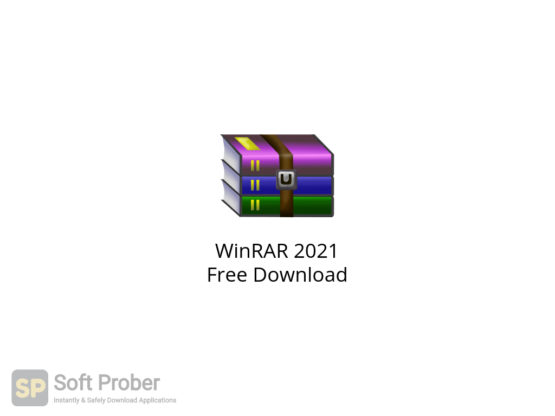 WinRAR 2021 Free Download-Softprober.com