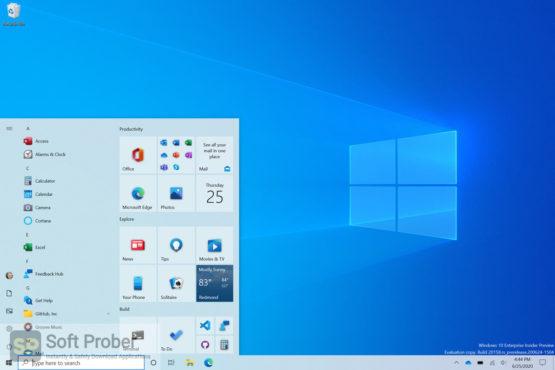 Windows 10 LITE x64 Version 2009 Offline Installer Download-Softprober.com