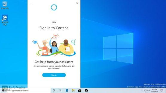 Windows 10 Pro 20H2 January 2021 Offline Installer Download-Softprober.com