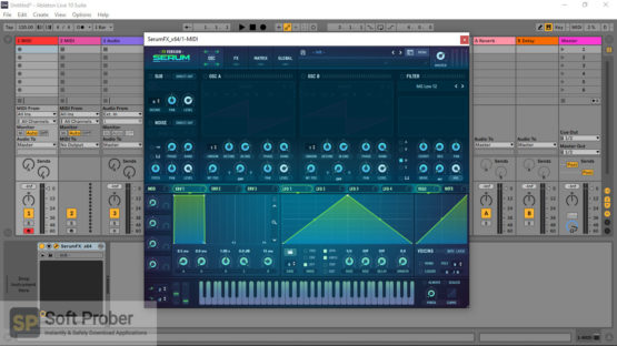 Xfer Records Serum & SerumFX 2021 Direct Link Download-Softprober.com