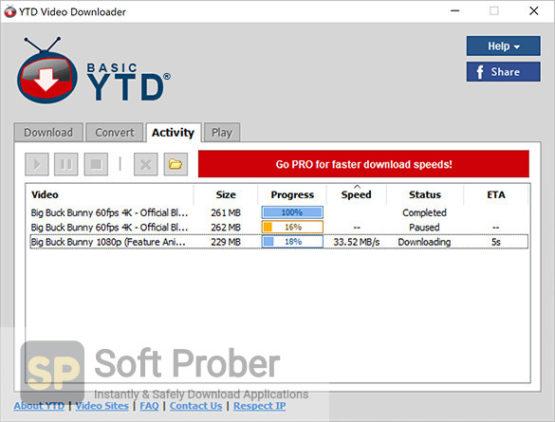YT Downloader 2021 Offline Installer Download-Softprober.com