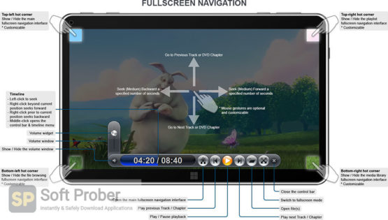 Zoom Player MAX 2021 Latest Version Download-Softprober.com
