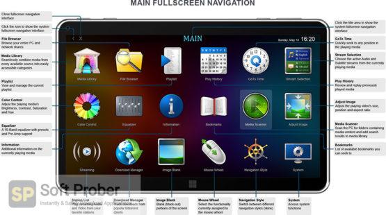 Zoom Player MAX 2021 Offline Installer Download-Softprober.com