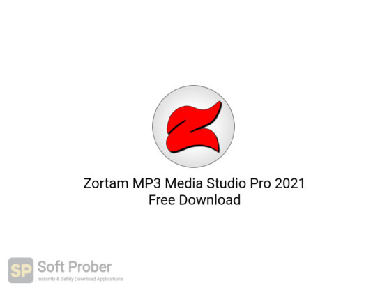 Zortam MP3 Media Studio Pro 2021 Free Download-Softprober.com