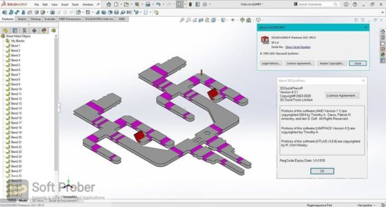 3DQuickPress for SOLIDWORKS 2021 Direct Link Download-Softprober.com