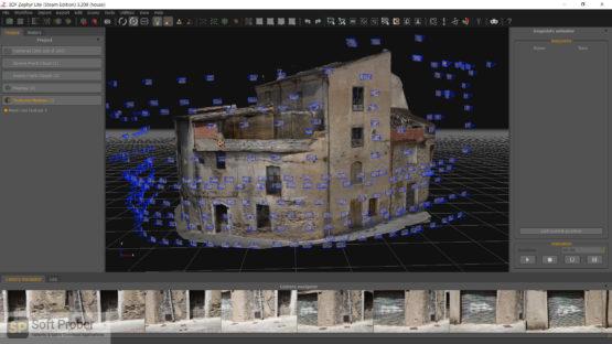 3Dflow Zephyr Aerial Pro Lite 2021 Offline Installer Download-Softprober.com