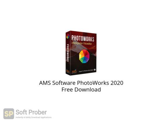 AMS Software PhotoWorks 2020 Free Download-Softprober.com