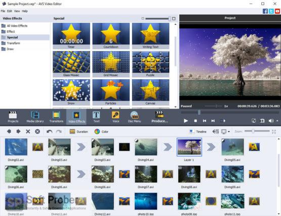 AVS Video Editor 2021 Direct Link Download-Softprober.com