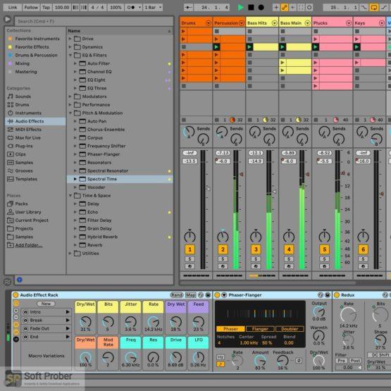 Ableton Live Suite 2021 Latest Version Download-Softprober.com