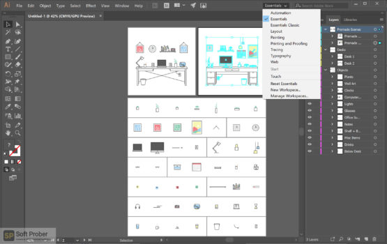 Adobe Master Collection v3 2021 Direct Link Download-Softprober.com