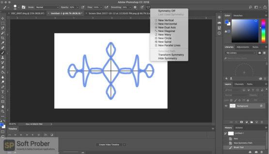 Adobe Photoshop CC 2018 Latest Version Download-Softprober.com