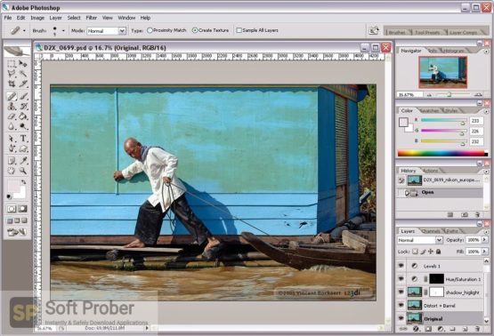 Adobe Photoshop CS8 Direct Link Download-Softprober.com