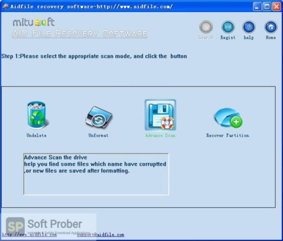 Aidfile Recovery Software 2021 Latest Version Download-Softprober.com