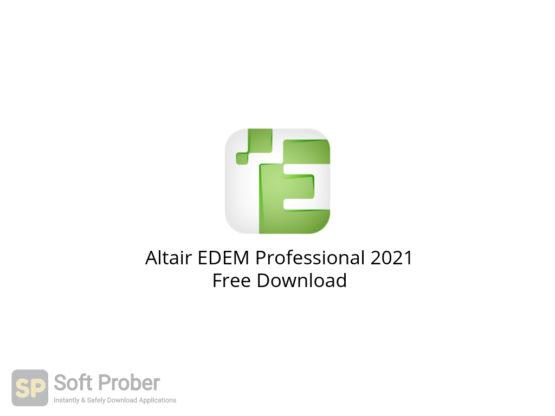 Altair EDEM Professional 2021 Free Download-Softprober.com