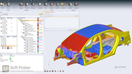 Altair HyperWorks Suite 2021 Direct Link Download-Softprober.com