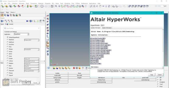 Altair HyperWorks Suite 2021 Offline Installer Download-Softprober.com