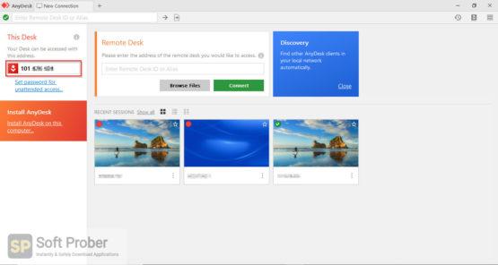 AnyDesk 2021 Offline Installer Download-Softprober.com