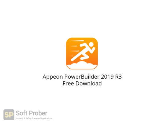 Appeon PowerBuilder 2019 R3 Free Download-Softprober.com