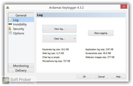 Ardamax Keylogger Professional 2021 Direct Link Download-Softprober.com